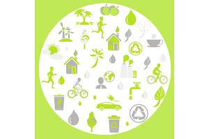 Green Ecology and Earth Protection