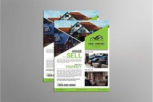 Real Estate Flyer- V03