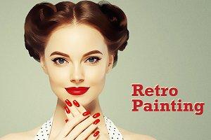 Retro Painting Vol-3