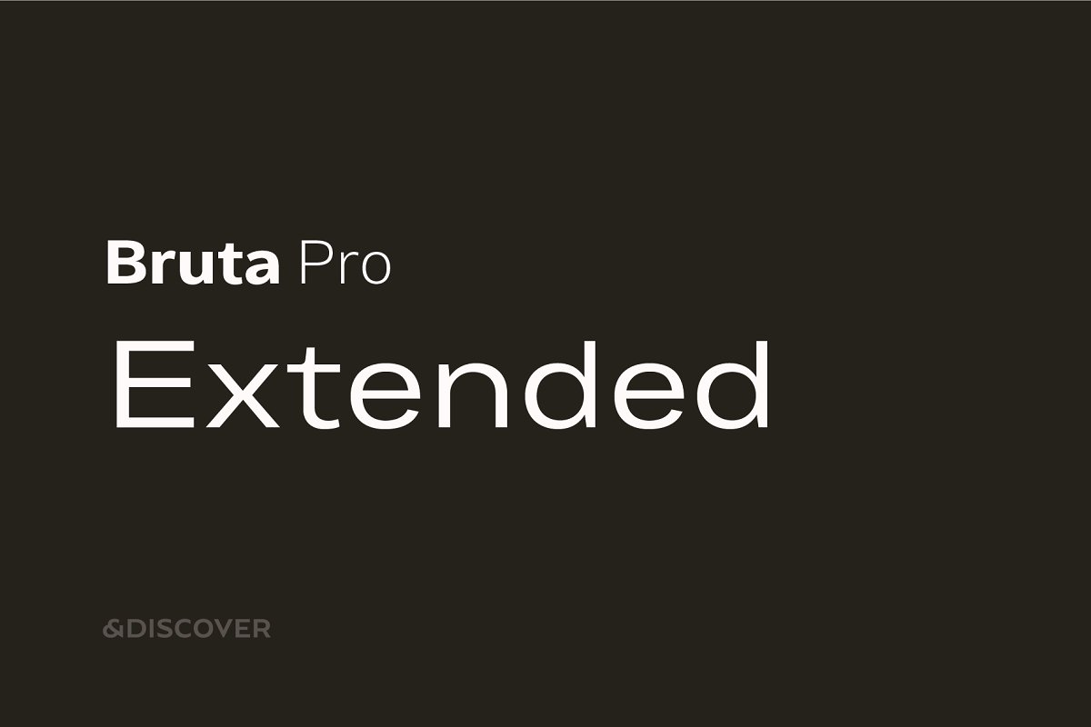 Bruta Pro Extended (85% OFF)