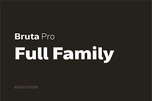 Bruta Pro Full Family (85% OFF)