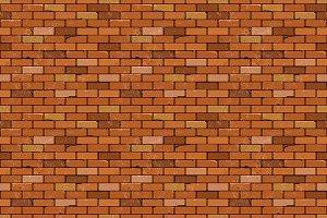 3 Seamless textures of brick