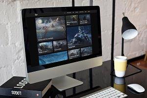 Sigyn - A Gaming WordPress Blog