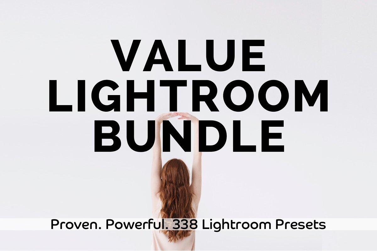 Value Lightroom Presets Bundle