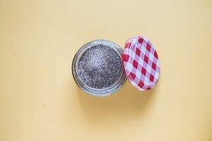 Exfoliant natural,Coffee, flour, bak