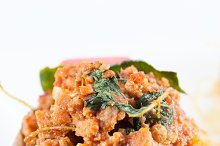 Thailand spicy food