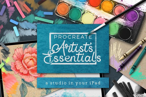 Procreate ARTIST'S ESSENTIALS