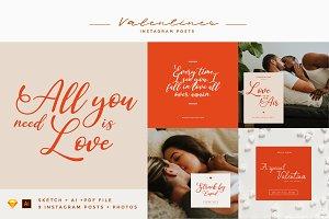 Valentines Special - Instagram Posts