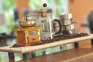 Vintage coffee grinder #2