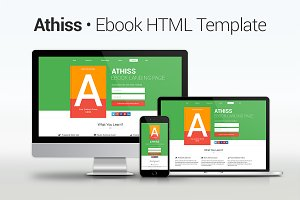 Athiss - Ebook HTML Template