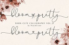 by  in Pretty Fonts