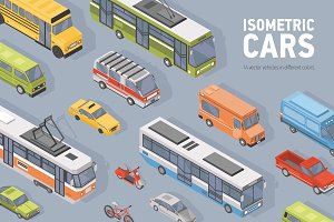 Isometric transport set and seamless