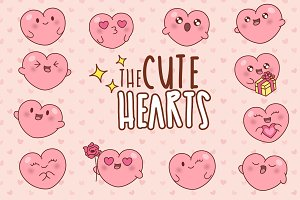 THE CUTE HEARTS