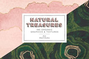 Natural Treasures: 180 Organics