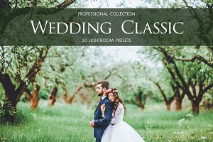 Lightroom Presets Wedding Classic