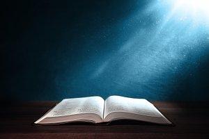 Holy Bible illuminated