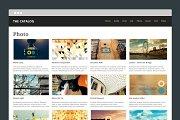 Catalog Tumblr Theme