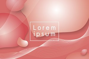 Abstract modern background design