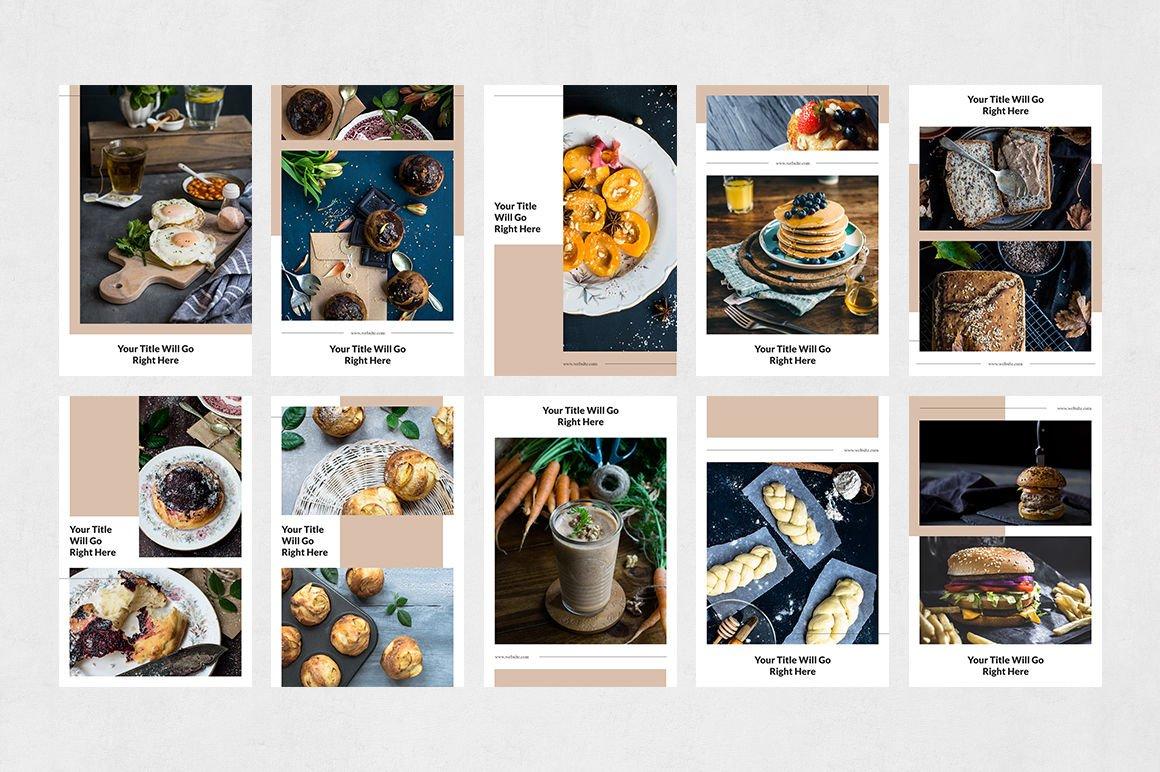 Food Pinterest Posts