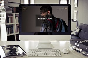 Hugo - eCommerce theme for WordPress