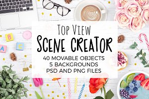 Scene Creator Top View