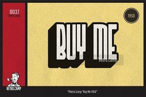 "Retro.Camp 0037 - ""Buy Me 1950"""