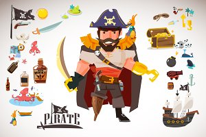 Pirates set