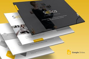 Sellica - Google Slide Template