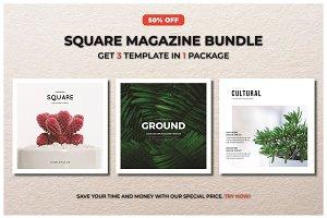 Square Magazine Bundle