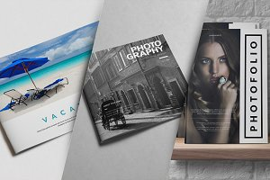 3in1 Photofolio Bundle