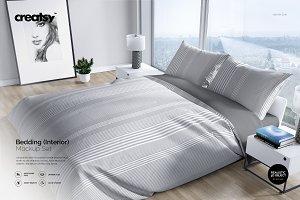 Bedding Mockup Set (Interior)