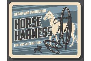 Horse sport, horserace equipment
