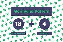 Marijuana Patterns (+ Bonus!)