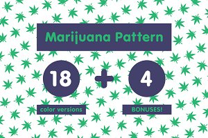 Marijuana Patterns (+ Bonus!)