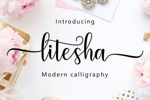 Litesha Script