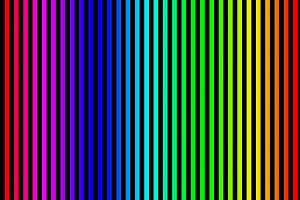 Fund vertical lines. Various colors
