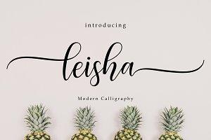 Leisha Script