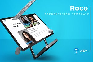 Roco - Keynote Template
