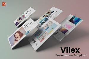 Vilex - Powerpoint Template