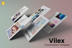 Vilex - Google Slides Template