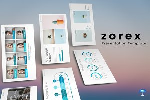 Zorex - Keynote Template