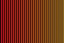 Fund vertical lines orange gradient