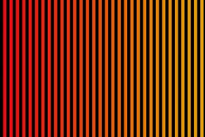Fund vertical lines orange gradient