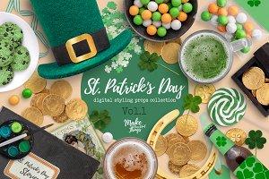 St. Patrick's Day Scene Creator