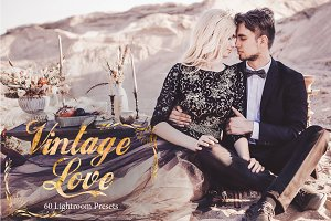 Lightroom Presets Vintage Love