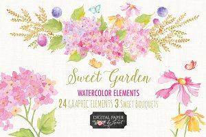 Sweet garden Collection