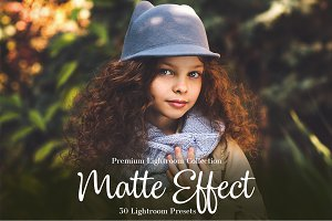 Matte Effect Lightroom Presets