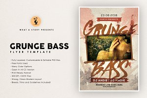 Grunge Bass