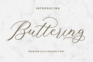 Buttering