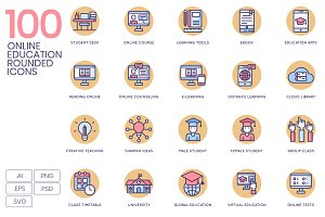 E-Learning Icons | Butterscotch
